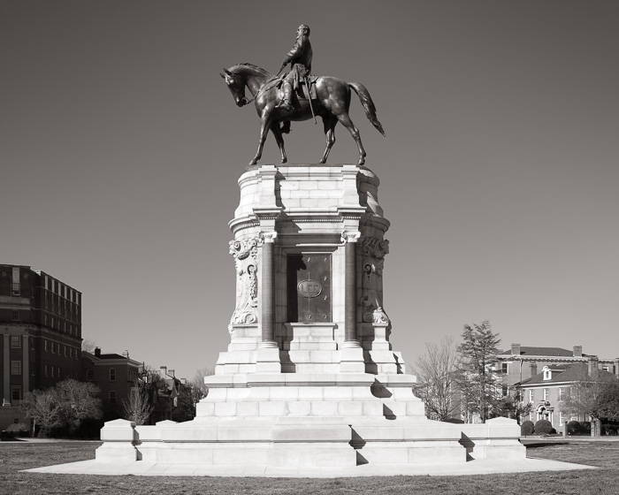 Robert E Lee Monument, Richmond, Virginia